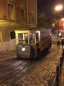Lissabon - Standseilbahn
