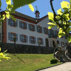 Schloss Bürgeln im Markgräflerland