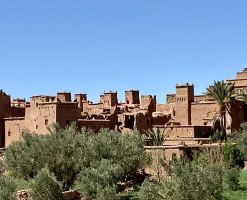 Aït-Ben-Haddou, Marokko - ANGIE – ERLEBEN Reiseleitung, Gästeführungen & Städtetouren