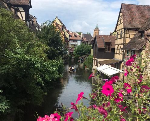 Colmar - Elsass - Petite Venise