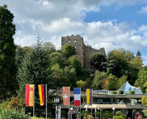 Badenweiler - - ANGIE – ERLEBEN Reiseleitung, Gästeführungen & Städtetouren