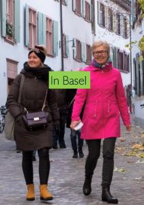 Stadtführung in Basel - ANGIE – ERLEBEN Reiseleitung, Gästeführungen & Städtetouren