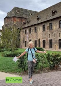 Stadtführung in Colmar - ANGIE – ERLEBEN Reiseleitung, Gästeführungen & Städtetouren