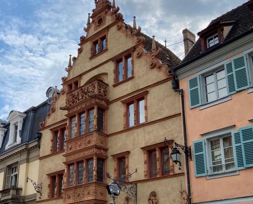 Colmar - - ANGIE – ERLEBEN Reiseleitung, Gästeführungen & Städtetouren