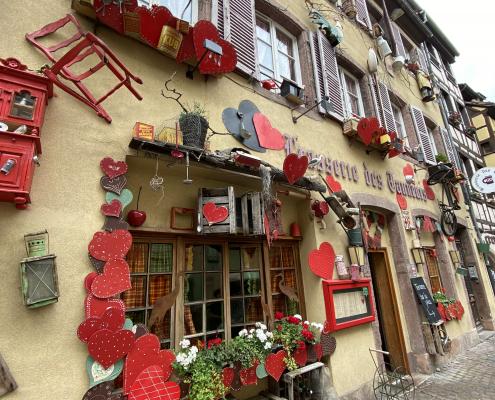 Colmar - ANGIE – ERLEBEN Reiseleitung, Gästeführungen & Städtetouren