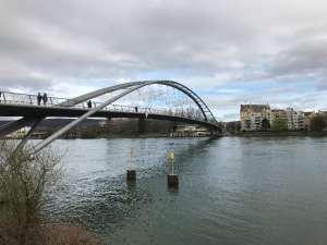 Weil am Rhein Dreiländerbrücke