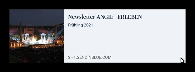 newsletter frühling 2021